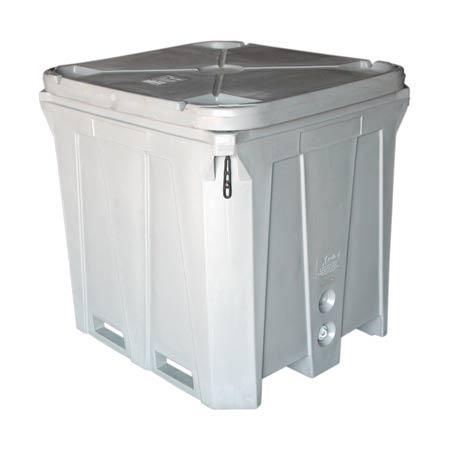 1000Ltr Insulated Upright Xactic Cool Bin