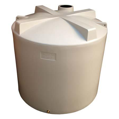 6000Ltr Round Water Tank