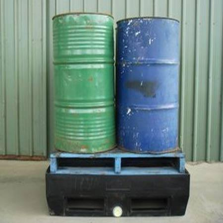 270Ltr 4 Drum Bund