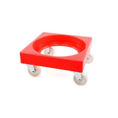 Plastic Roll Dollie 385mm