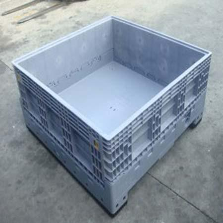 560mm High Solid Collapsible Pallet Bin