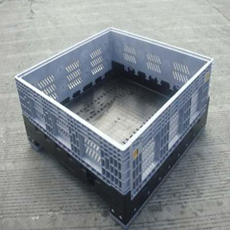 560mm High Vented Collapsible Pallet Bin