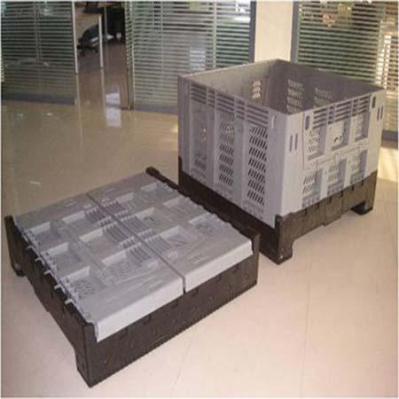 780mm High Vented Collapsible Pallet Bin