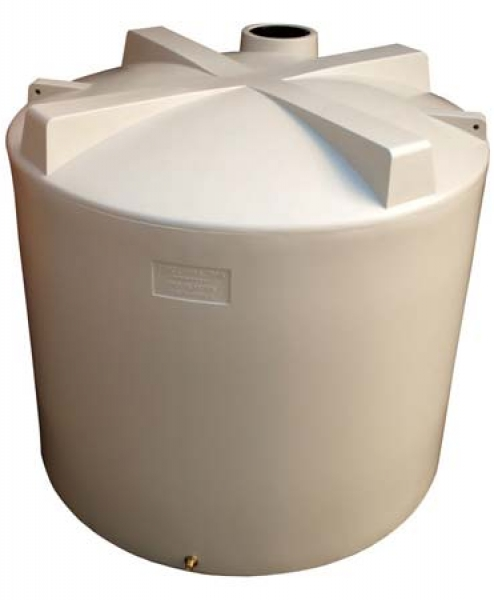 Round Water Tanks